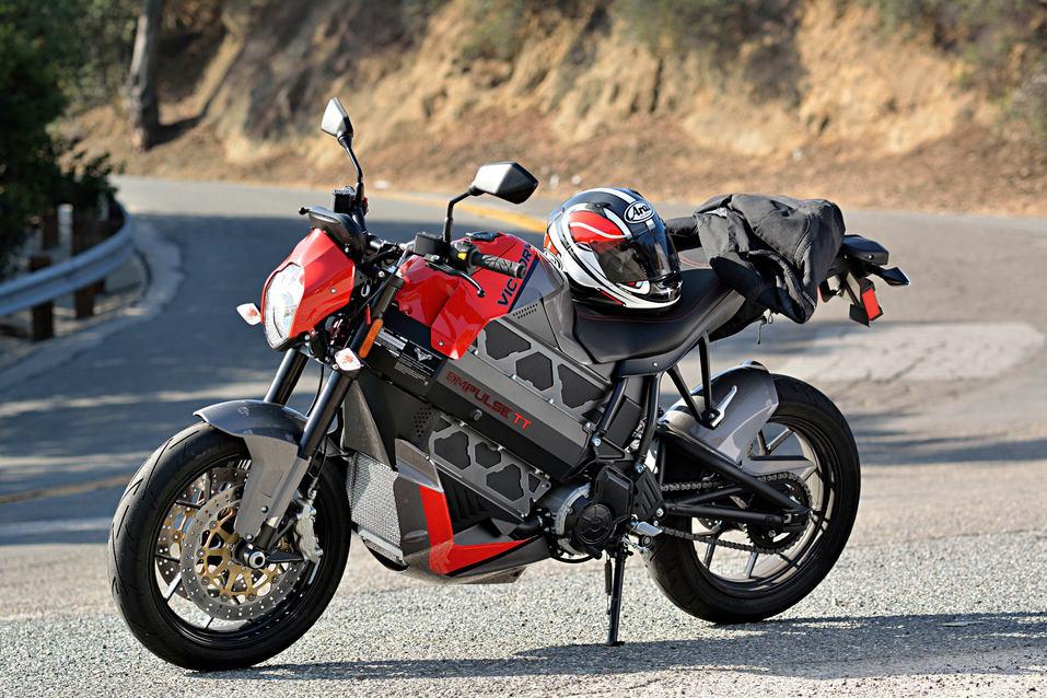 Мощь и стиль XXI века: рейтинг лучших электромотоциклов мира 3