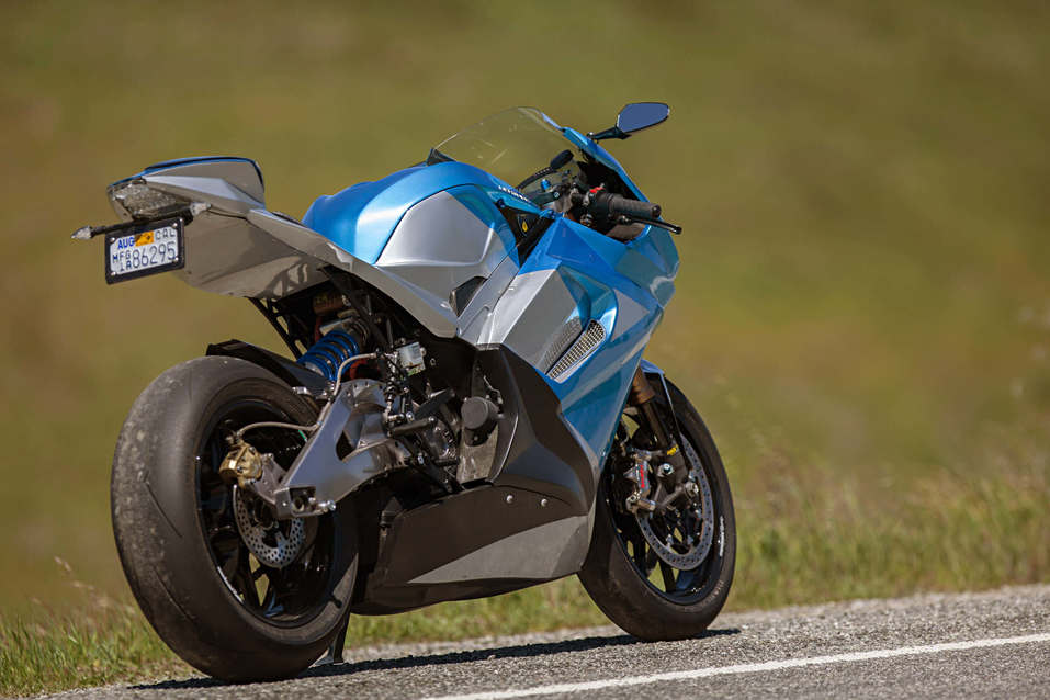 Мощь и стиль XXI века: рейтинг лучших электромотоциклов мира 5