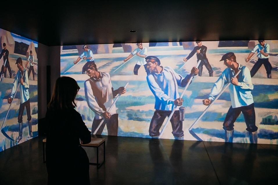 Этот интересный XX век: в Екатеринбург приехала уникальная художественная выставка 7