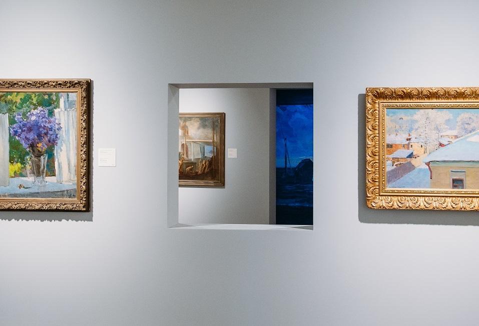 Этот интересный XX век: в Екатеринбург приехала уникальная художественная выставка 1
