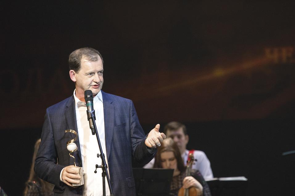 Впервые церемония вручения премии «Человек года» будет транслироваться онлайн 6