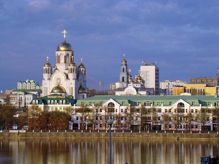 Где провести новогоднюю ночь? ТОП-10 городов России 6