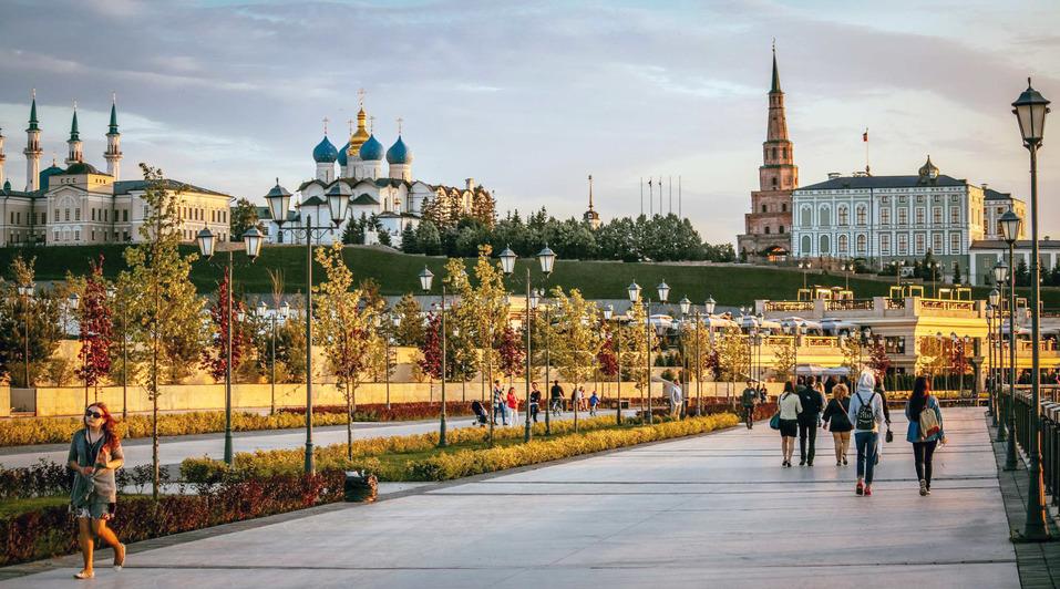 Где провести новогоднюю ночь? ТОП-10 городов России 7