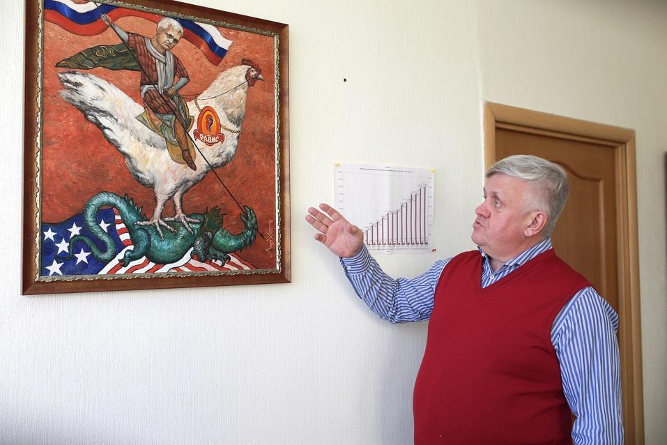 «Мешают не санкции, а криминальный бизнес», — Андрей Косилов, агрохолдинг «Равис» 1