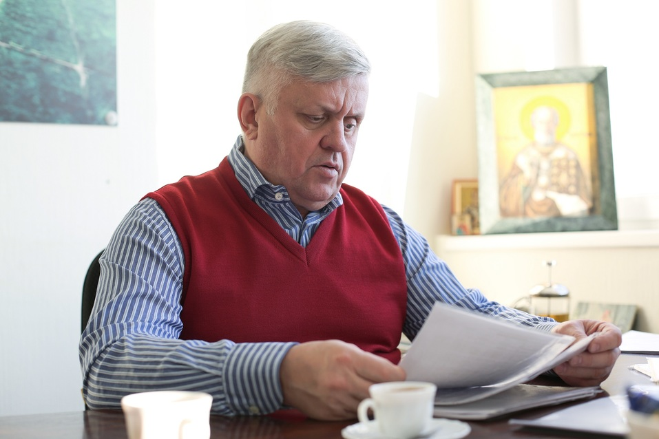 «Мешают не санкции, а криминальный бизнес», — Андрей Косилов, агрохолдинг «Равис» 2