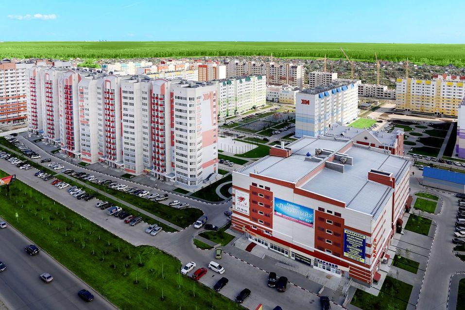 Новосибирский квартал 1