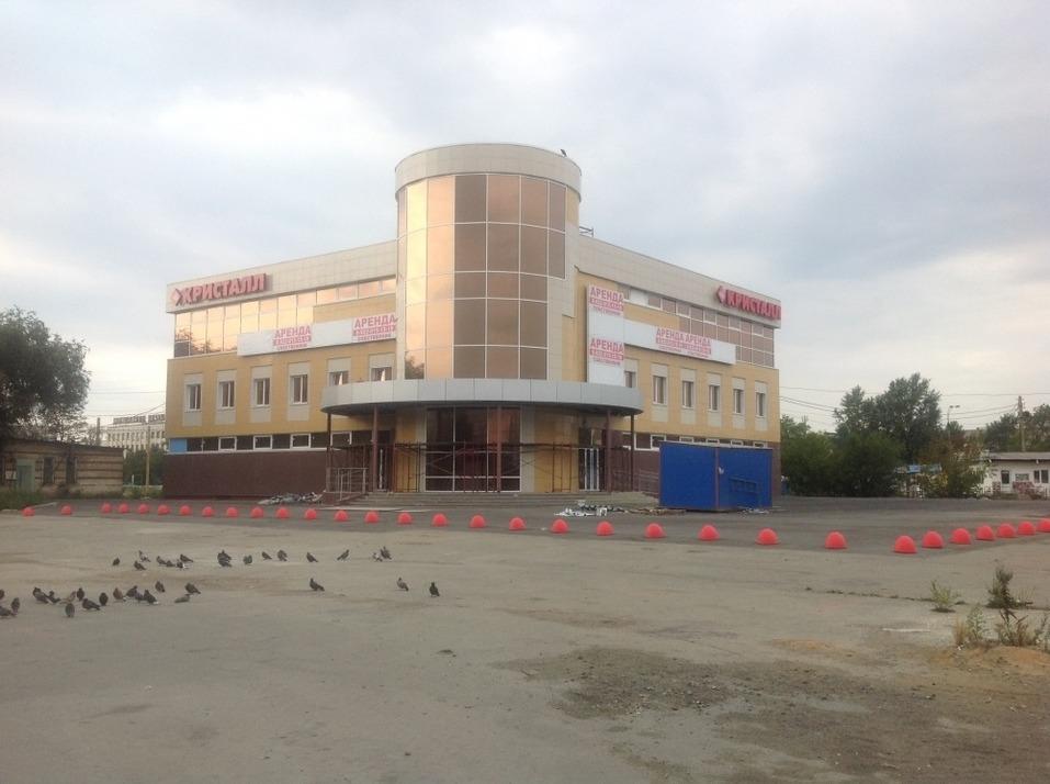 В Челябинске за 122 млн выставлен на продажу торговый комплекс. Почему цену надо снижать 1