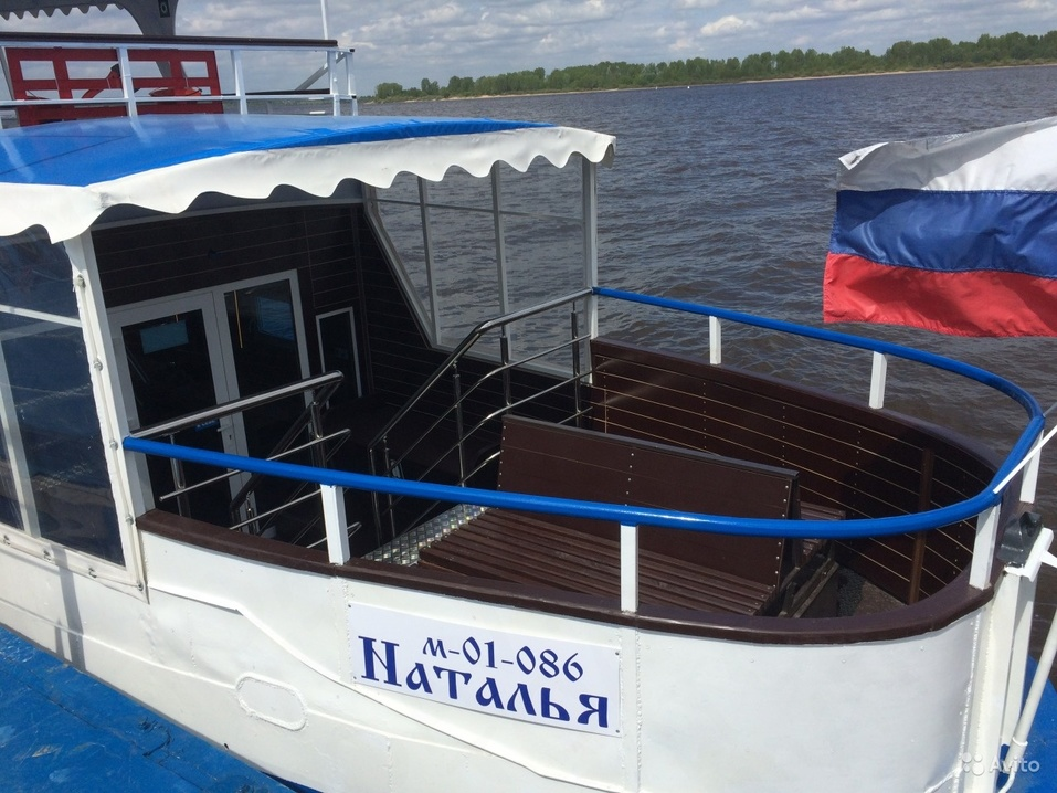 В Нижнем Новгороде продается гостиница на воде за 65 млн руб. 4