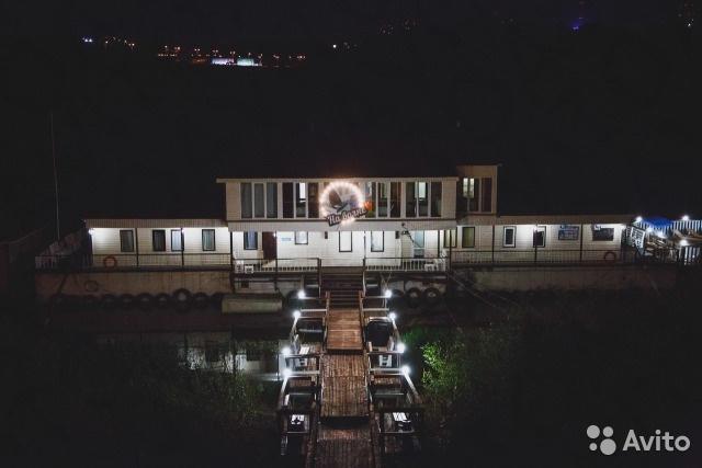 В Нижнем Новгороде продается гостиница на воде за 65 млн руб. 5