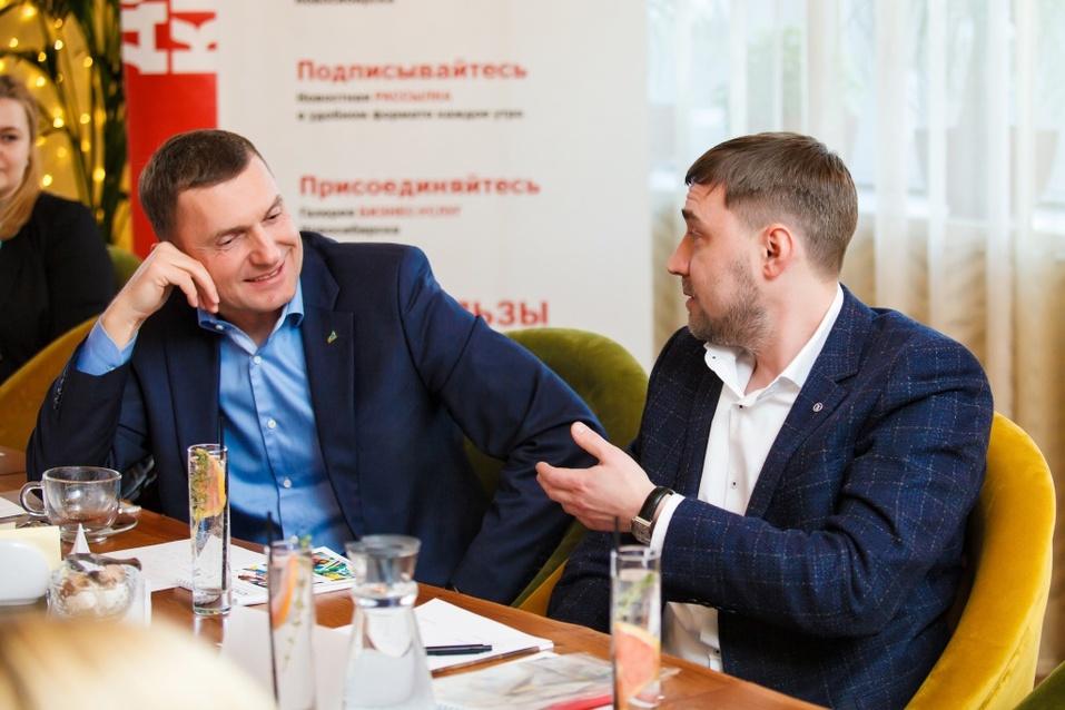 Новосибирские банкиры: «Мы  должны быть готовы к тому, чего мы еще не знаем» 13