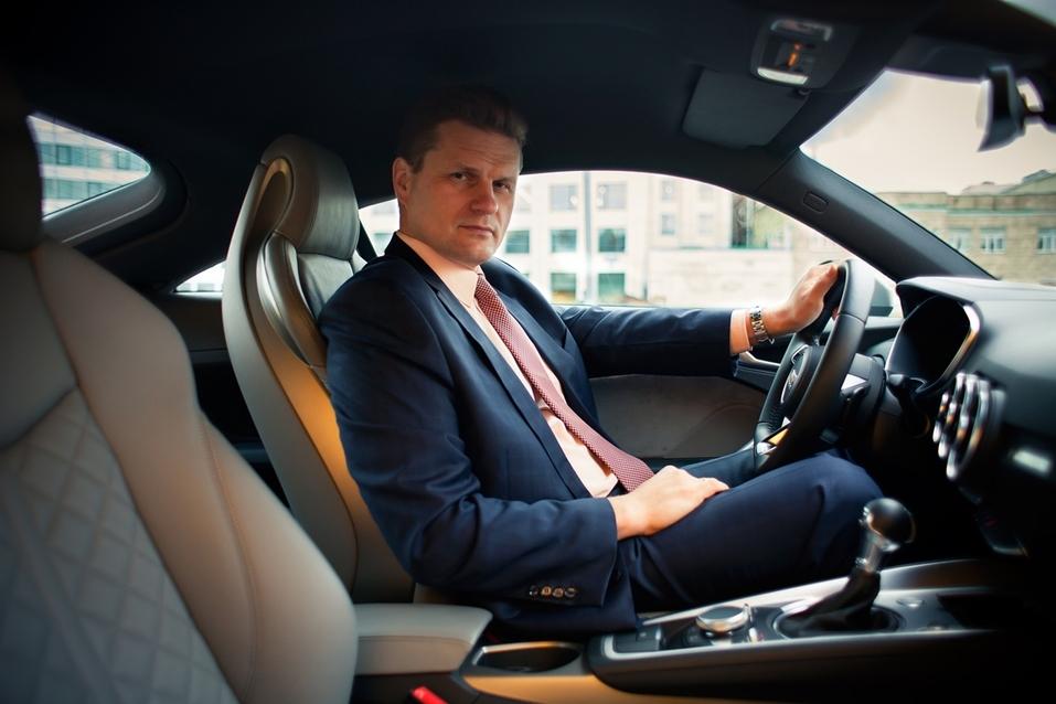 Как первый в городе каршеринг будет отучать уральцев от такси: Леонид Сысоев, «Делимобиль» 3