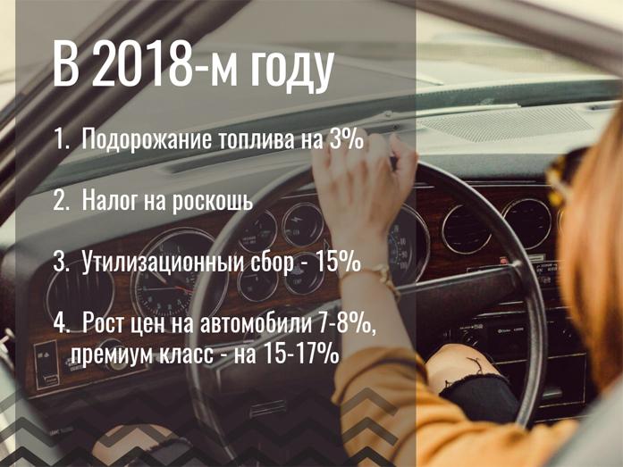 Стоимость содержания автомобиля в 2018 году. Как снизить расходы? 1