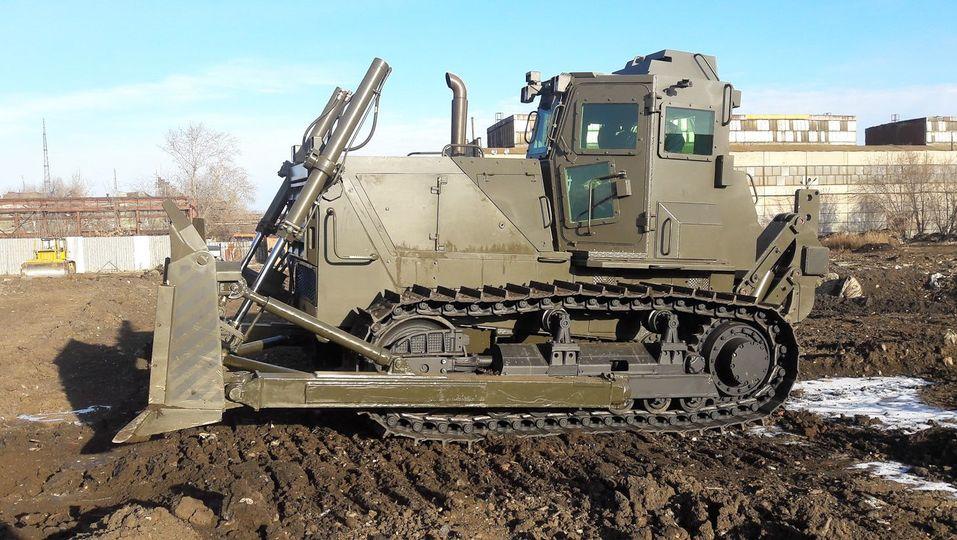 Челябинский тракторный завод создал центр, где делают технику для боевых действий 1
