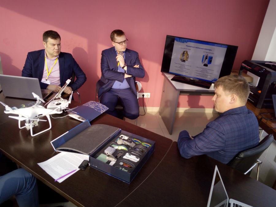 В Красноярске представили технологии будущего для строительства и промышленности 2