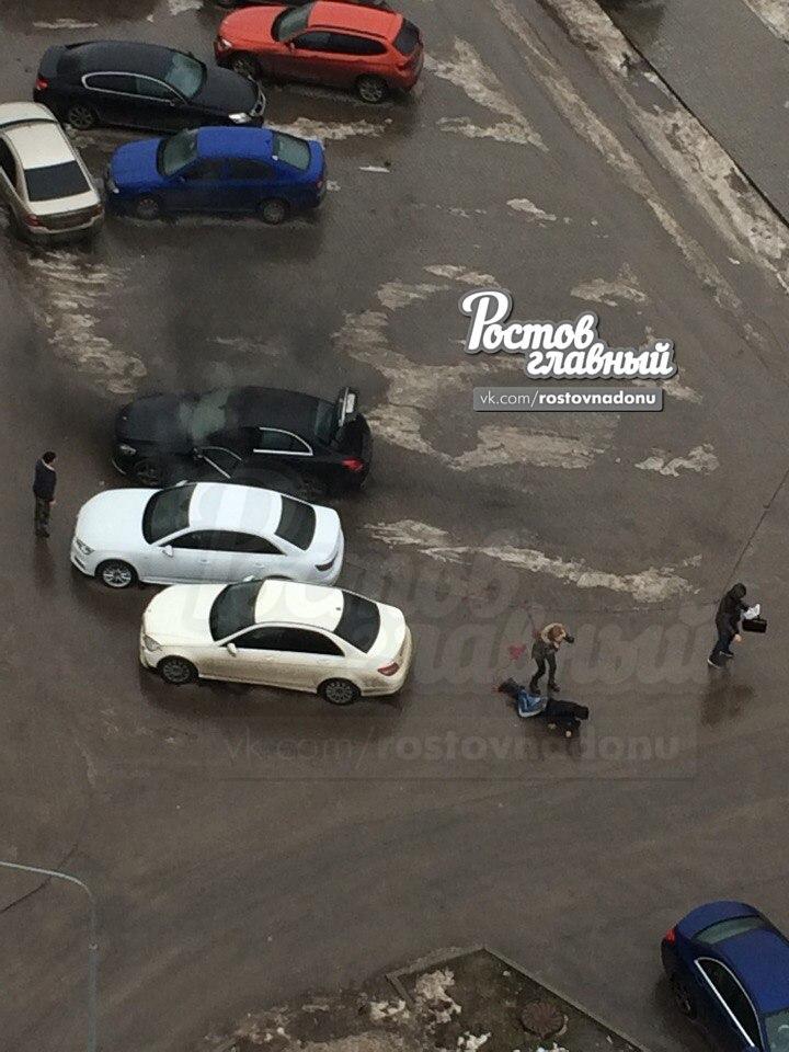 В Ростове взорвался автомобиль с местным предпринимателем 1