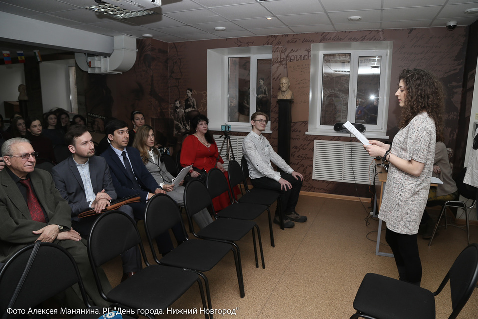 В Нижнем Новгороде «Песнь о Буревестнике» прочитали сразу на трех языках  2