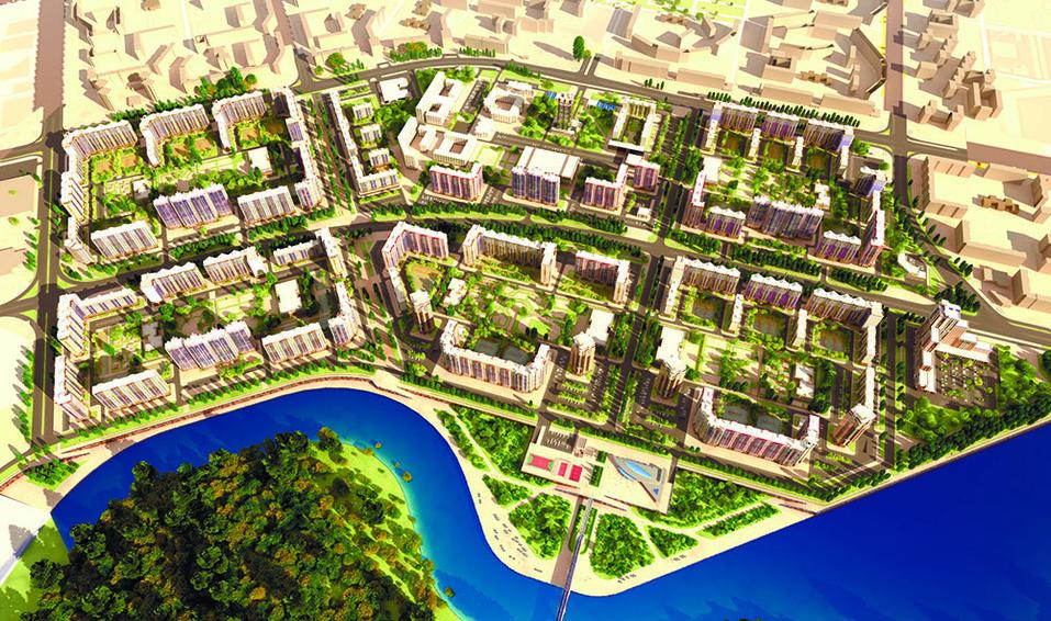 Какой район растет быстрее всех: в Челябинске составили карту новостроек города 4