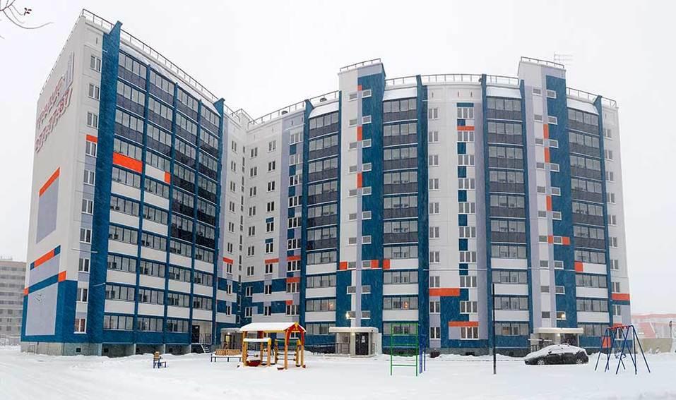 Какой район растет быстрее всех: в Челябинске составили карту новостроек города 5