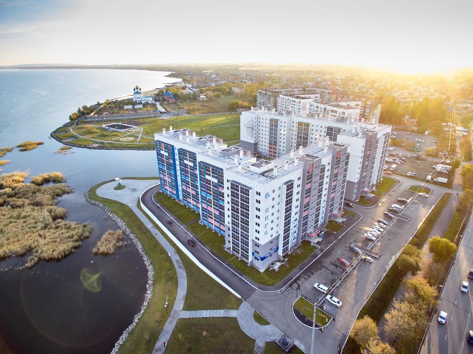 Какой район растет быстрее всех: в Челябинске составили карту новостроек города 1