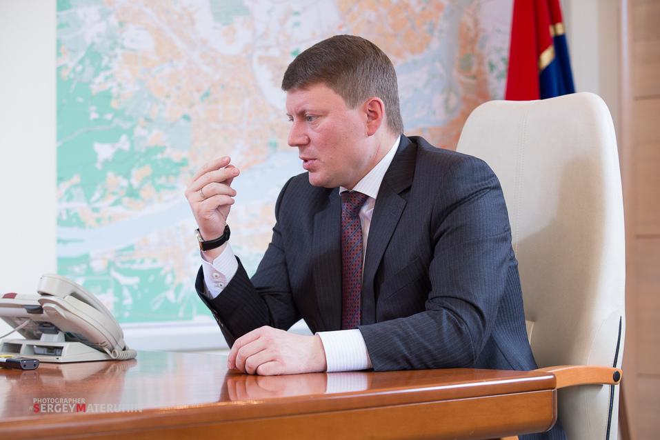 Сергей Ерёмин: «Мы должны вернуть Красноярску душу»  1