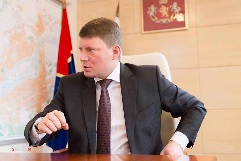 Сергей Ерёмин: «Мы должны вернуть Красноярску душу»  2