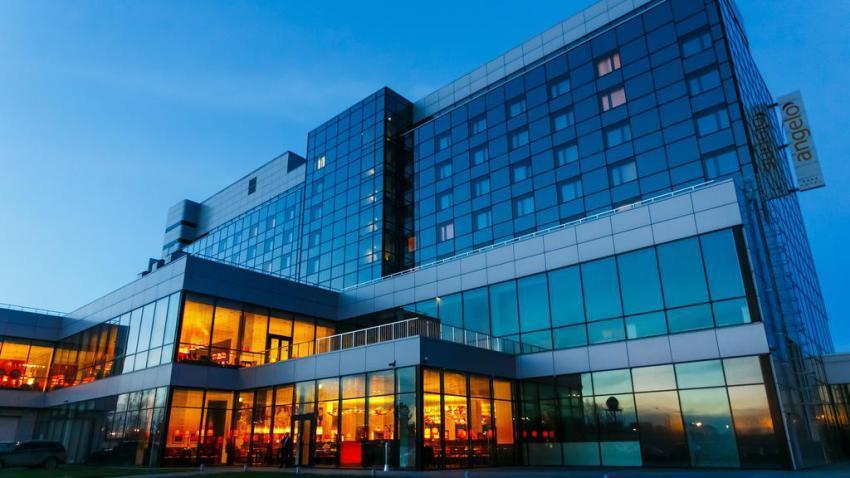 angelo Конгресс и Аэропорт Отель Екатеринбург 1