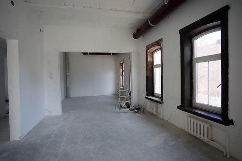 В Красноярске началась реставрация еще одного здания «исторического квартала» 2