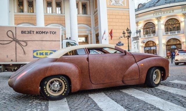 Не ВАЗом единым. Пятерка самых дорогих российских автомобилей 5