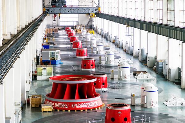 Одно целое: в Сибири создают эффективную модель управления ГЭС 2