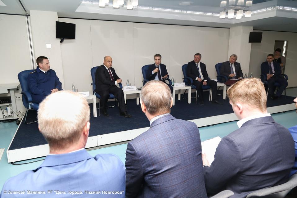 «Диалог получился открытым». О чем говорил глава Нижнего Новгорода с бизнесом 3