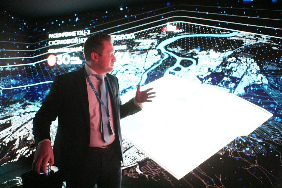 СГК готова вложить в развитие энергетики Красноярска свыше 50 млрд рублей 3
