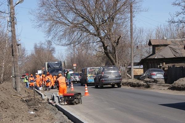 То яма, то колея. В Нижнем Новгороде начался ремонт дорог 1