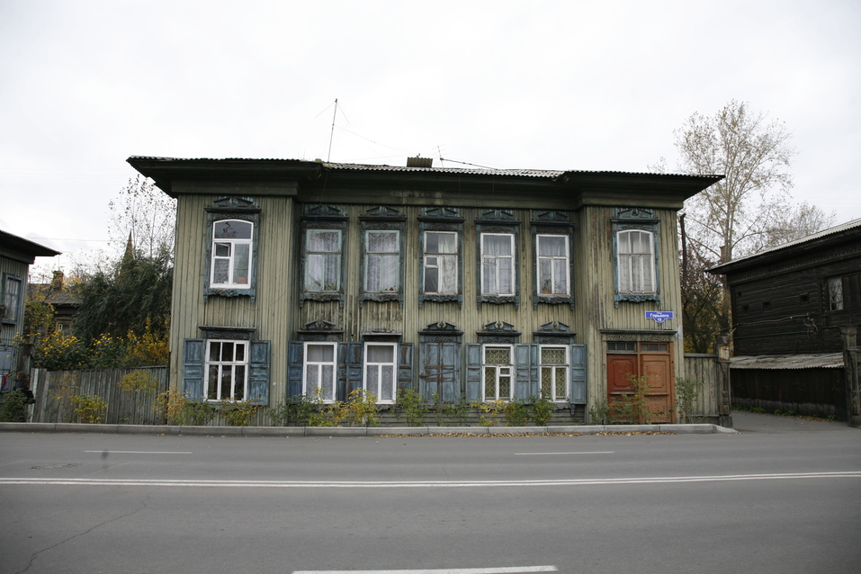 В Историческом квартале в Красноярске разместят кафе, магазины и две гостиницы для Русала 1