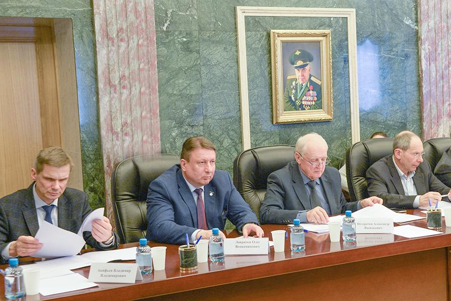 Эксперты совместно с ФАС обсудили стимулы для «оборонки»   1