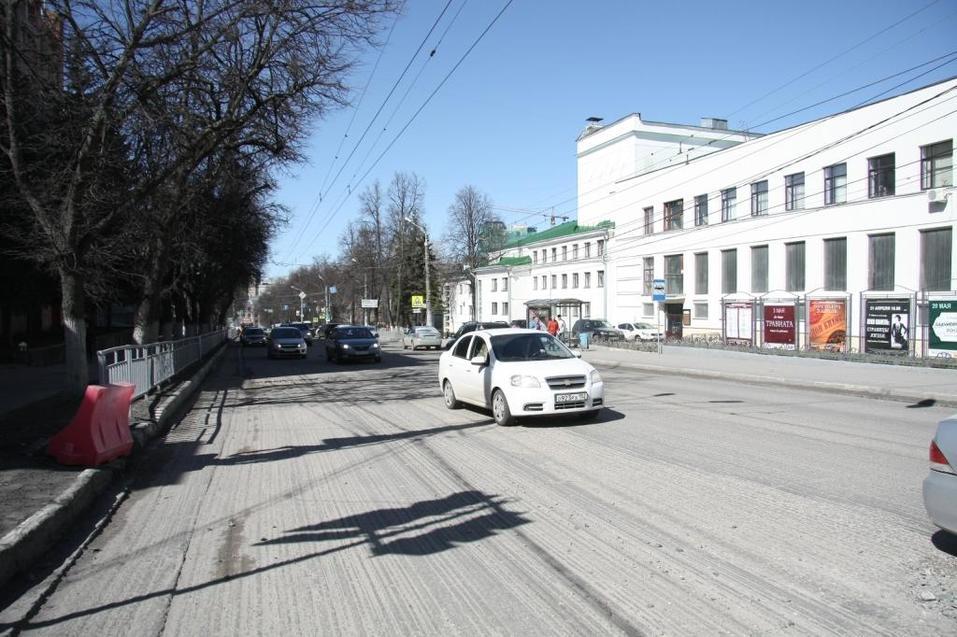 В Нижнем Новгороде до конца апреля начнется ремонт еще трех улиц 2
