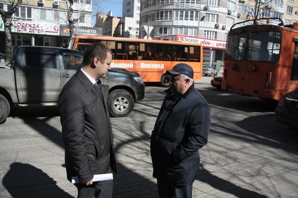 В Нижнем Новгороде до конца апреля начнется ремонт еще трех улиц 1