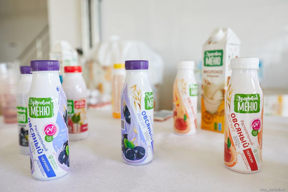 Как в Челябинске делают молоко без коровы: фоторепортаж с завода растительных напитков 5