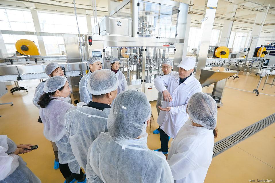 Как в Челябинске делают молоко без коровы: фоторепортаж с завода растительных напитков 3