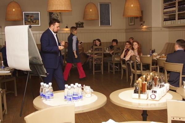 Бизнес-завтрак ДК-Красноярск: мотивация отдела продаж и кейсы для роста  прибыли   6