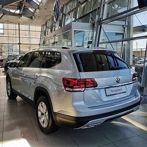 28 - 29 апреля в Автоцентре Керг пройдет большой уик-энд с Volkswagen Teramont 3