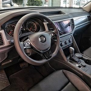 28 - 29 апреля в Автоцентре Керг пройдет большой уик-энд с Volkswagen Teramont 5
