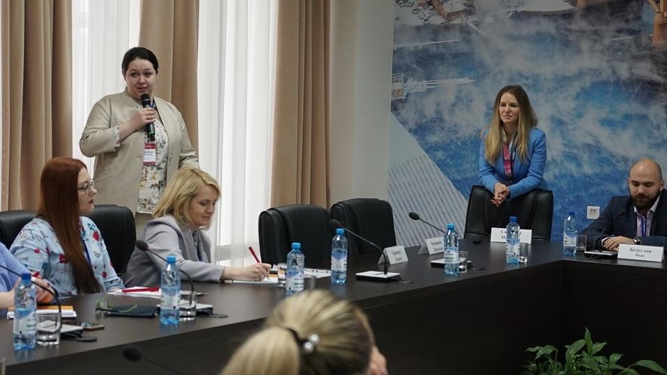 HR-специалисты Красноярска собрались на тематической конференции 2