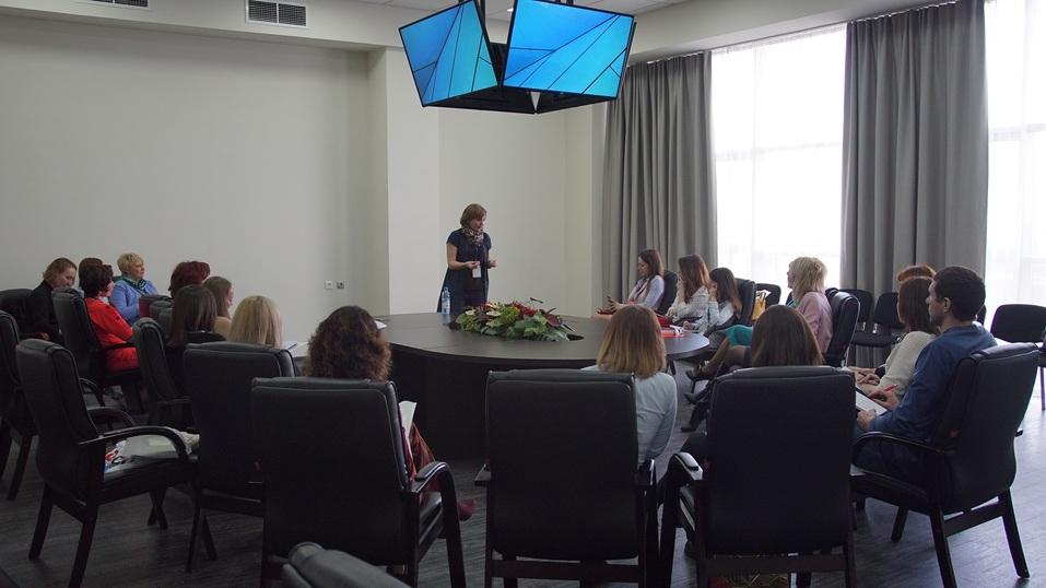 HR-специалисты Красноярска собрались на тематической конференции 8