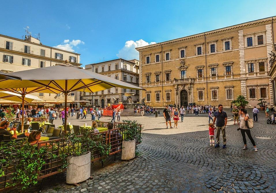 Отдых после майских: падают в цене даже Италия и Греция. РЕЙТИНГ 7