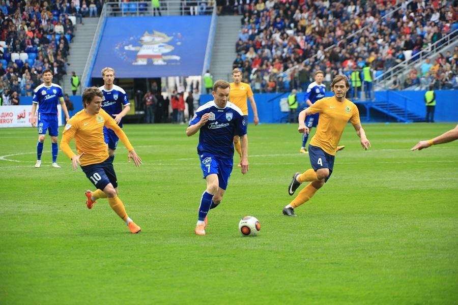 Глеб Никитин официально открыл «Стадион Нижний Новгород» к ЧМ-2018. ФОТО 1