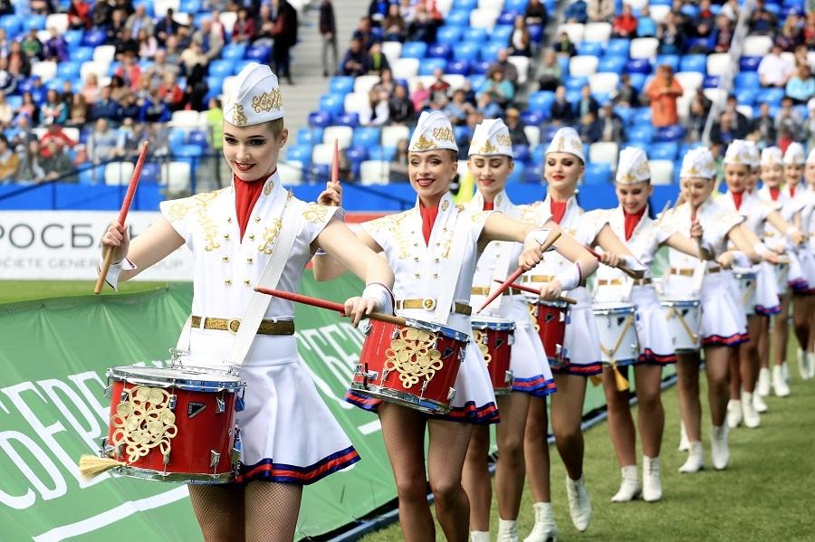 Глеб Никитин официально открыл «Стадион Нижний Новгород» к ЧМ-2018. ФОТО 3