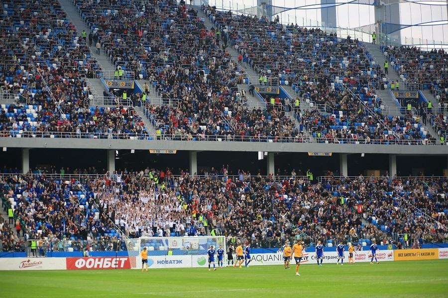 Глеб Никитин официально открыл «Стадион Нижний Новгород» к ЧМ-2018. ФОТО 5