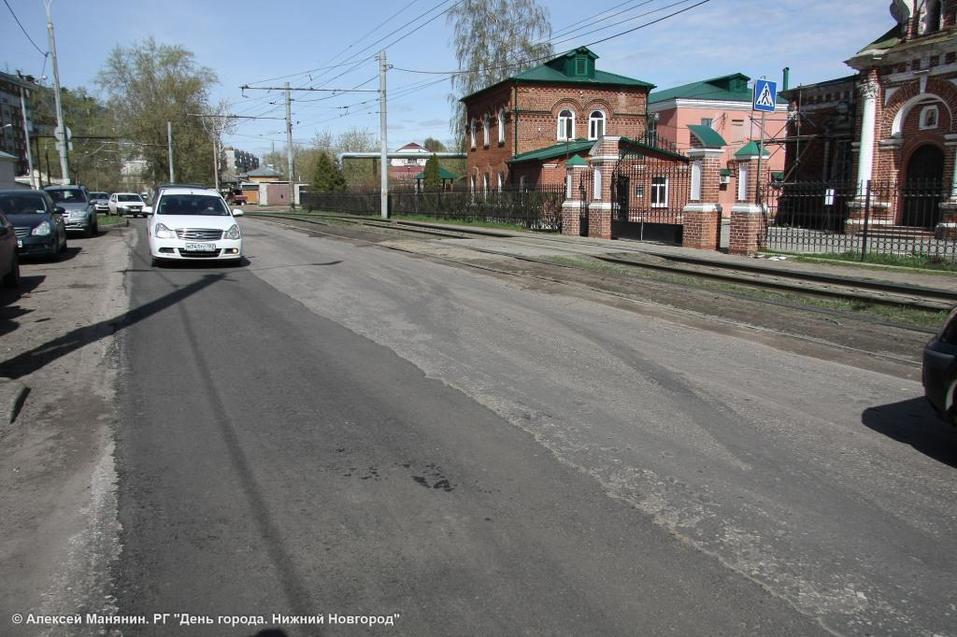 «Контроль за ремонтом дорог будет жестким». Мэр Нижнего Новгорода проверил ямочный ремонт 6