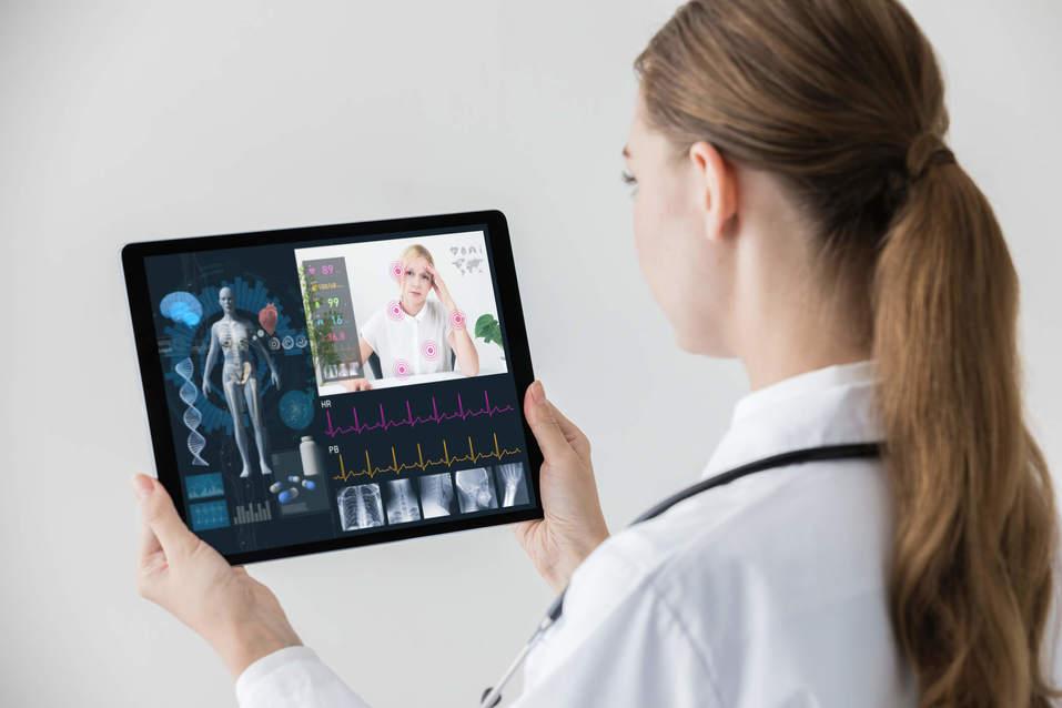 Здоровье онлайн. Как технологии меняют сферу здоровья и чем займутся врачи? 1