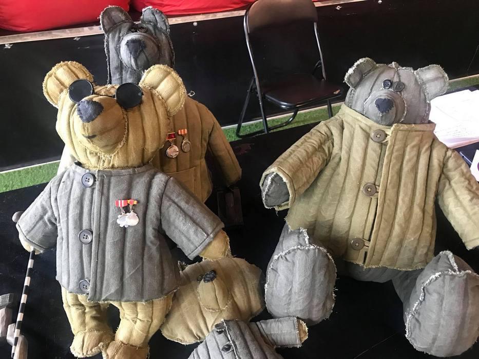 Василий Слонов: «Игрушки-инвалиды  — средство против инфантилизма поколения» 1